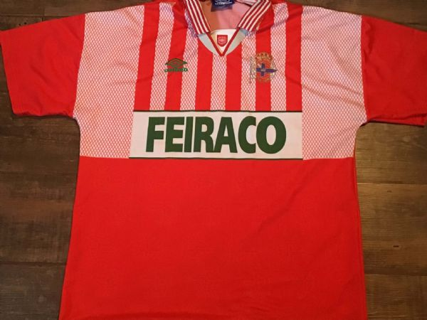 1994 1995 Deportivo La Coruna Away Football Shirt Adults XL